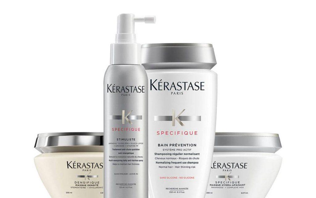 Adoptez la marque Kerastase