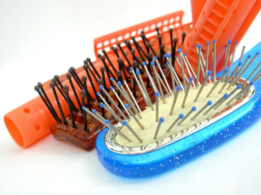 Choisissez votre brosse à cheveux avec soin